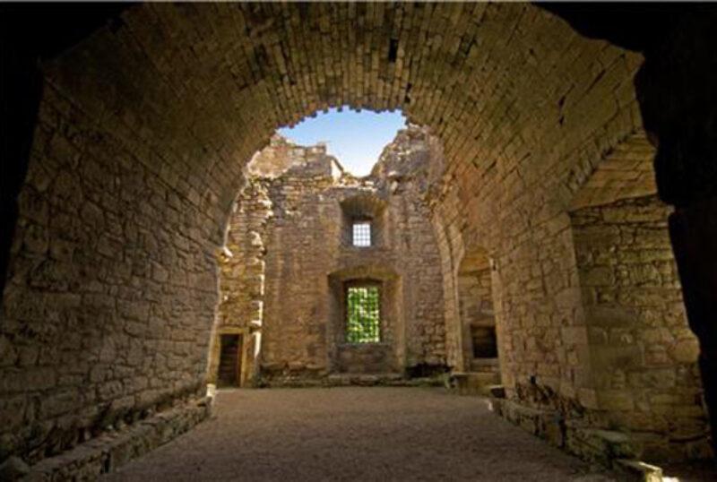 Craignethan Castle Gateway
