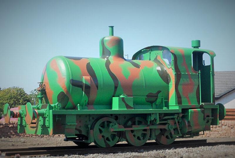 Devil's Porridge Museum Train