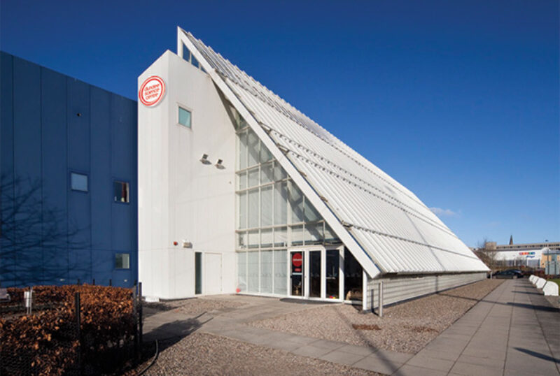 Dundee Science Centre Exterior