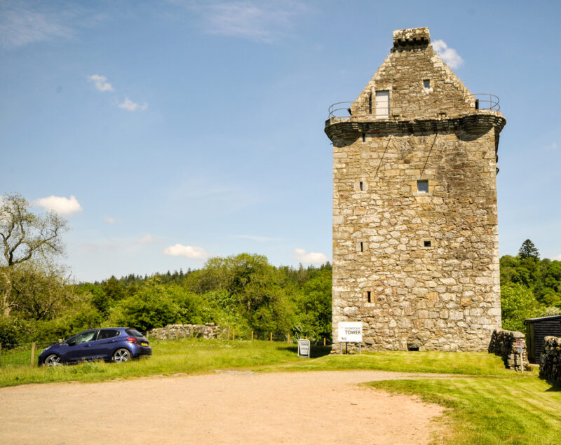 Gilnockie Tower and Reiver Centre