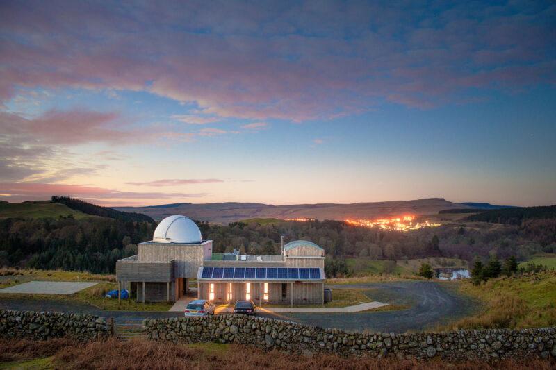 Scottish Dark Sky Observatory