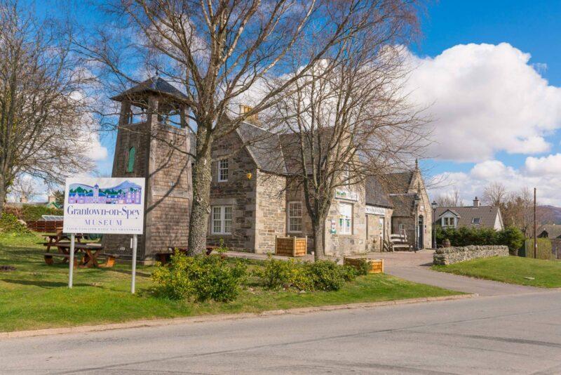 Grantown-on-Spey Museum