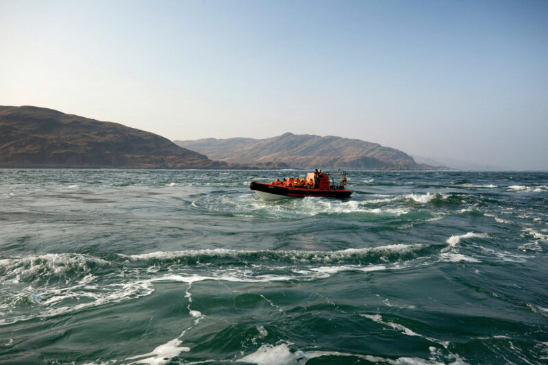 A Sea Fari Adventures Corryvrekan Wildlife Trip To Experience The Whirlpool The Third Largest In The World In The Gulf Of Corryvreckan Argyll
