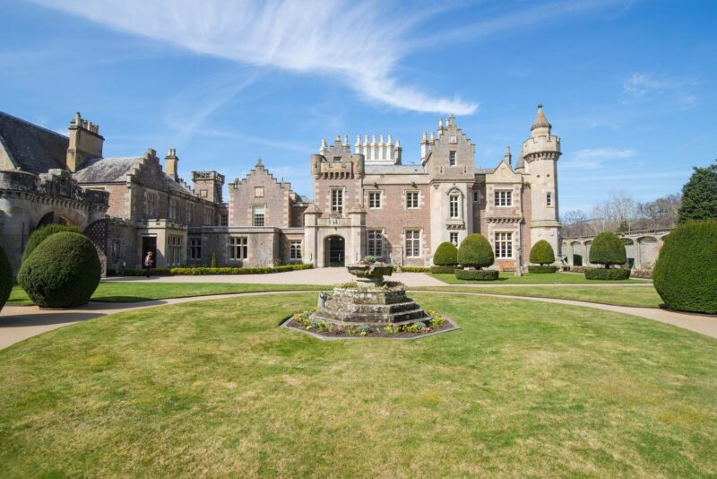 Abbotsford The Home Of Sir Walter Scott view 3