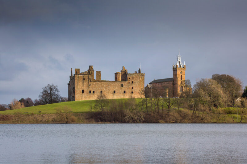 Linlithgow Palace and St Michaels Parish Church