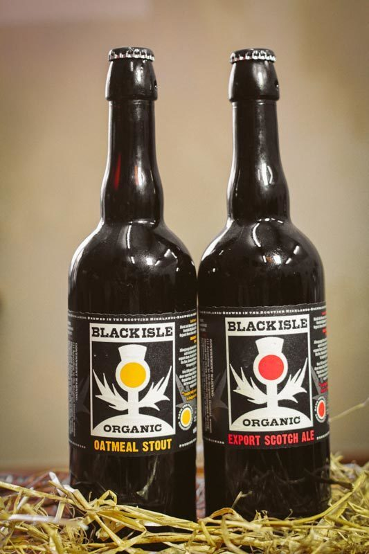 Scottish Brewed Ale From The Black Isle Brewery