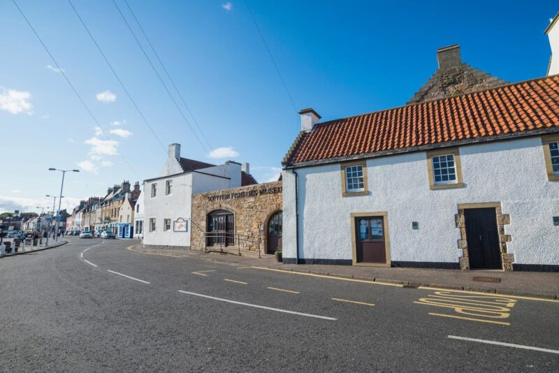 Scottish Fisheries Museum Anstruther Fife