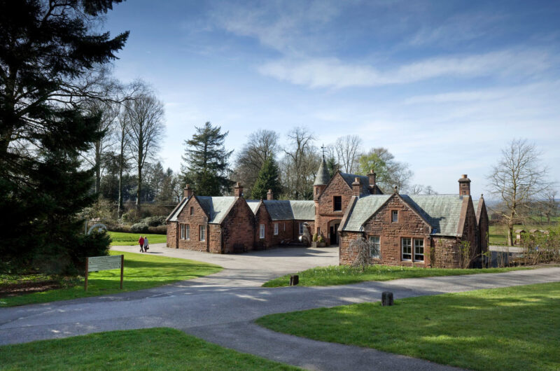 The Countryside Centre At Threave Gardens Near Castle Douglas Dumfries And Galloway